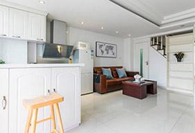 白领公寓家具配套案例