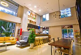 青年公寓公共空间家具配套案例