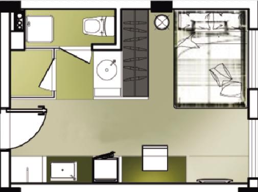 床+沙发+书架+书桌+茶几+电视柜+衣柜+转椅+餐桌