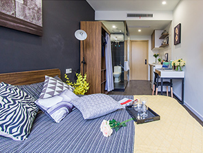 浙江衢州市单身公寓沙发尺寸