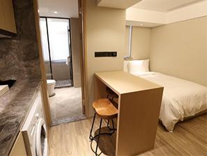 上海崇明区公寓衣柜尺寸