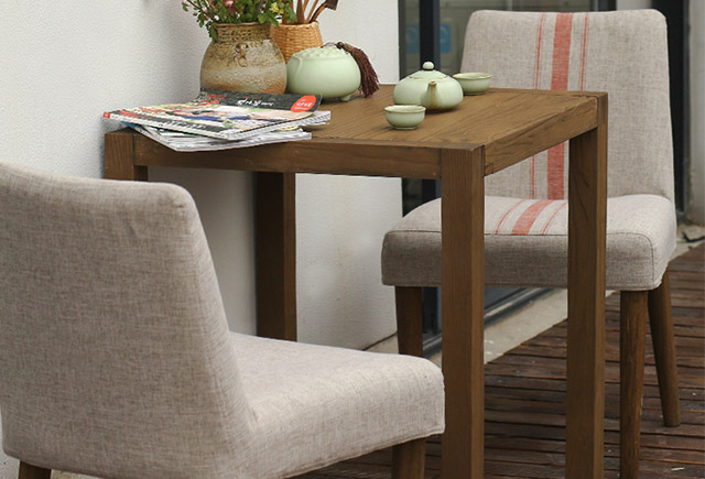 公寓餐桌椅-小型餐桌椅组合-家用小型餐