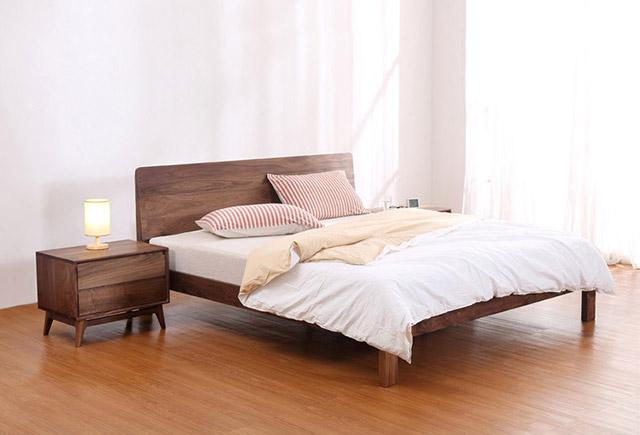 公寓双人床