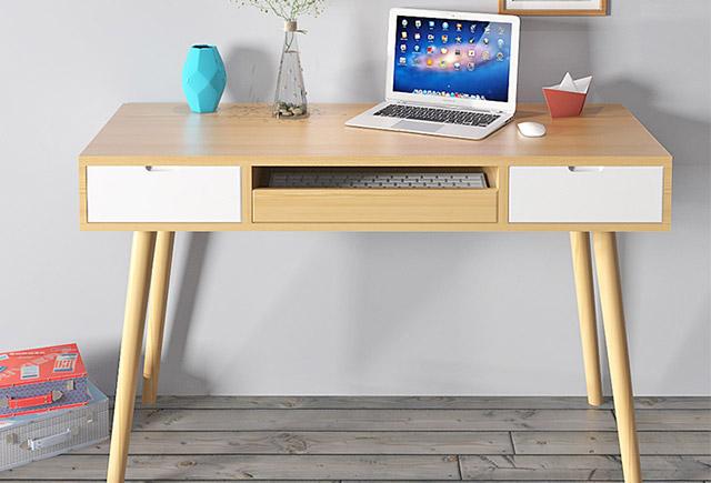 定制卧室书桌-简约卧室书桌-现代简约书桌图