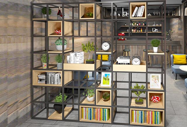 组合式储物架-开放式储物架-组合式置物架
