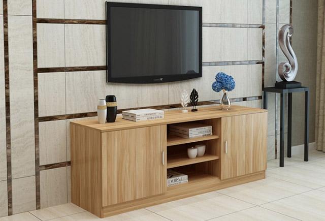电视橱柜一体-电视橱柜效果图-电视橱柜