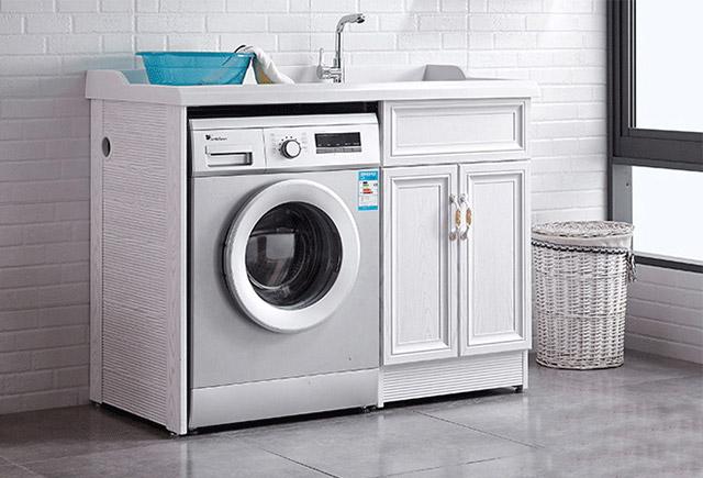 公寓组合洗衣柜-组合式衣柜-落地式洗衣柜