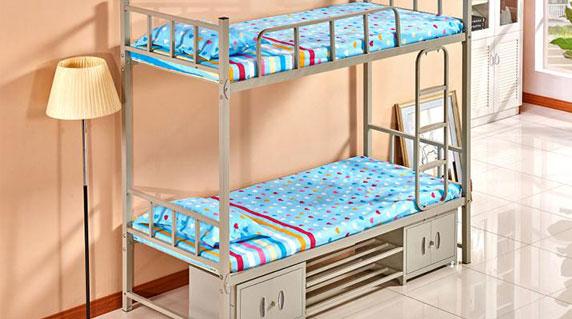 宿舍高低床特点