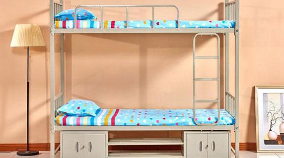 宿舍高低床设计