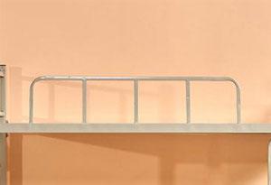 宿舍双层床护栏设计