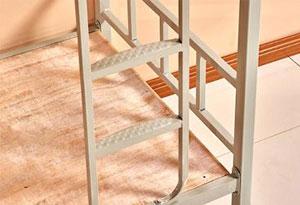 宿舍双层床防滑梯子
