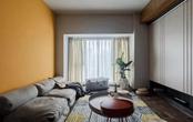 上海奉贤区公寓单人沙发茶几