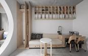 崇明区庙镇公寓里的定制家具橱柜衣柜鞋柜