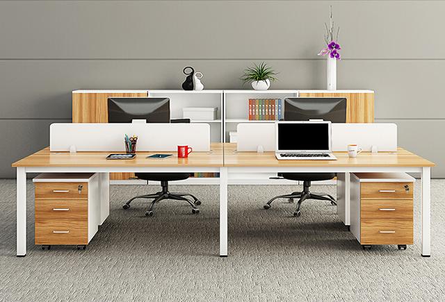 员工隔断办公桌