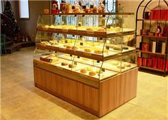 烘焙面包展示柜