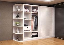 卧室家具板式衣柜