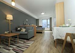 高端商务公寓家具配套案例