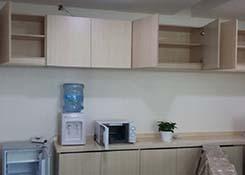 茶水间家具,公司茶水间一般放什么家具?