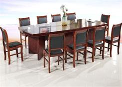 二十人实木会议桌