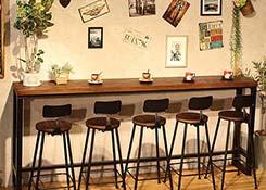高脚酒吧桌椅