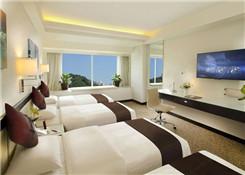 家庭宾馆床