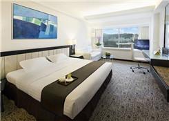 客房双人床