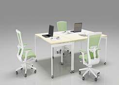 移动拼接会议桌