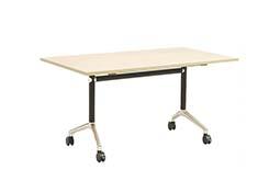 折叠翻转办公桌