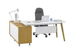 板式办公桌椅组合