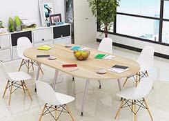 圆形会议桌的款式