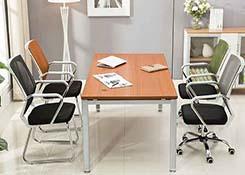 钢架会议椅