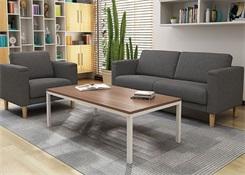 中式风格布沙发