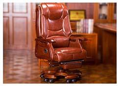 新中式实木办公椅