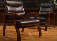 实木会议椅子