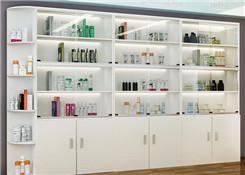美容产品展示柜