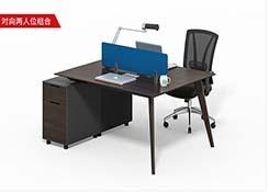 两人位职员办公桌定制