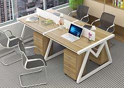 四人位办公室桌椅