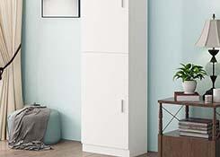 学生公寓衣柜储物柜定制