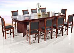 20人实木油漆会议桌