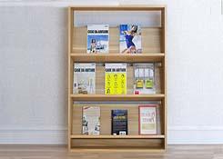 图书室阅览架