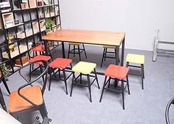 阅览室桌子定制