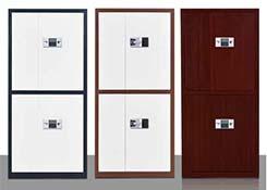 财务室带锁资料柜