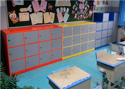 教室储物柜定制