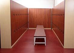 办公木质更衣柜