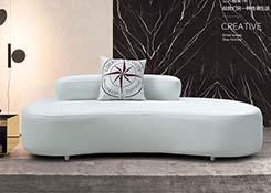 异形布艺沙发