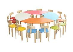 幼教培训机构桌椅