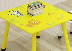 儿童阅览桌椅