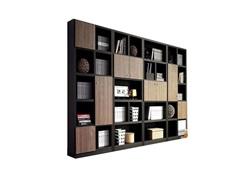 办公室木质储物柜定制