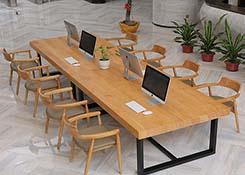 ��木展桌