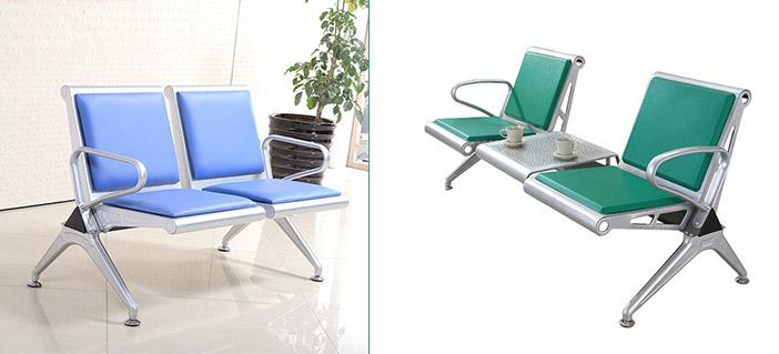 双人候诊椅-品源医院家具